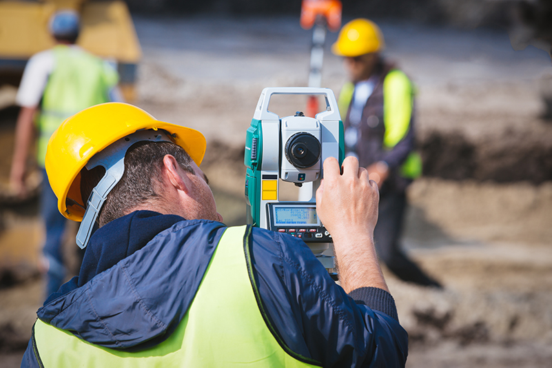 Surveying services - building servives.